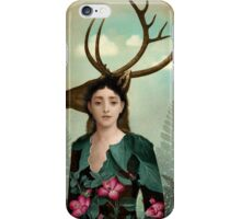 Forest Warrior iPhone Case/Skin