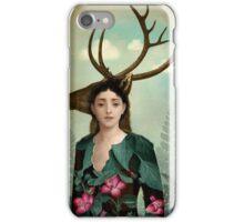 Forest Warrior iPhone Case/Skin