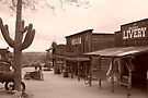 Ghost Town, Arizona by John Carpenter