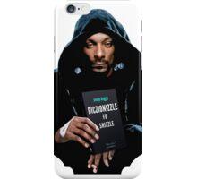 Snoop Dogg's Diczionizzle Fo Shizzle iPhone Case/Skin