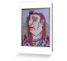 chief nu-sense Greeting Card