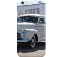 1941 Chevrolet Master Deluxe Coupe 2 iPhone Case/Skin