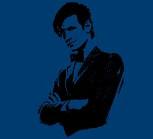 Doctor Who - 11th Doctor (Tardis Blue) by rhodry