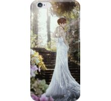 Ask me to stay iPhone Case/Skin
