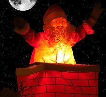 Yo! Ho! Ho!, It`s Christmas Eve by Colin  Williams Photography