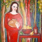 """"""" The wine """" by catherine walker"""