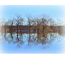 Upon reflection Photographic Print