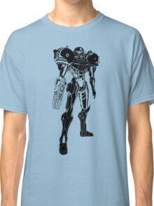 Samus Stencil Classic T-Shirt