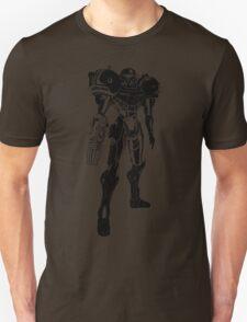 Samus Stencil Unisex T-Shirt