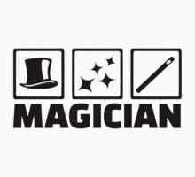 Magician equipment by Designzz