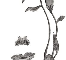 Flower Girl by Jeff Grazi