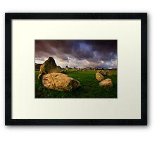 The Color of Magic : Cumbria Framed Print