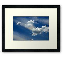 Heaven Can Wait Framed Print