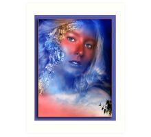 Composite Beauty Art Print