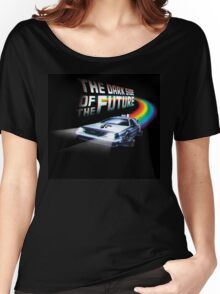 The Dark Side of the Future Women's Relaxed Fit T-Shirt