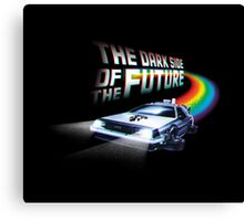 The Dark Side of the Future Canvas Print