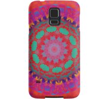 Boho Flowers Samsung Galaxy Case/Skin
