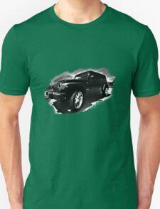 Black Jeep Unisex T-Shirt