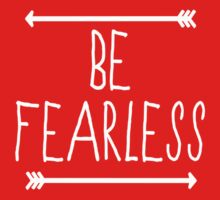 Be Fearless Kids Clothes