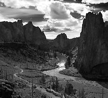 Smith Rock, Oregon by Jenny Ryan