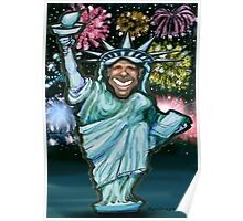 Obama New Year Poster