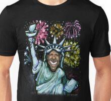Obama New Year Unisex T-Shirt