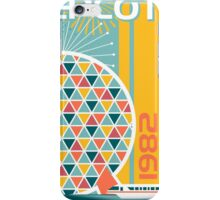 Epcot - 1982 iPhone Case/Skin