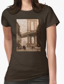Once Upon a Time in America Womens Fitted T-Shirt
