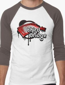 third bridge Men's Baseball ¾ T-Shirt