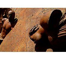 Rome statue Photographic Print