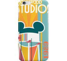 Hollywood Studio - 1989 iPhone Case/Skin