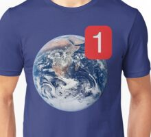 Earth Note. Unisex T-Shirt