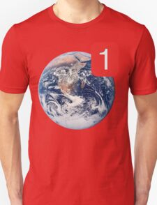 Earth Note. T-Shirt