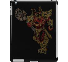Infernal Nasus (Dark) iPad Case/Skin