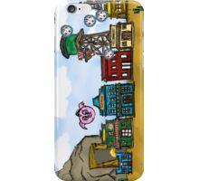 Piggie's Wild West iPhone Case/Skin