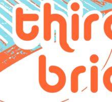 third bridge Sticker