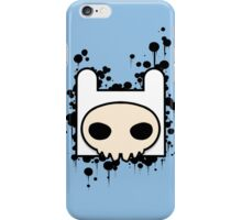 Finn Skull iPhone Case/Skin