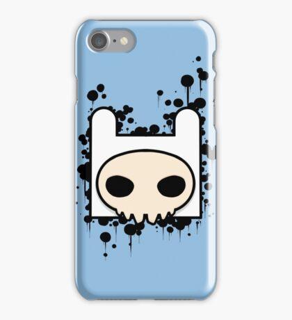 Finn Skull iPhone Case/Skin