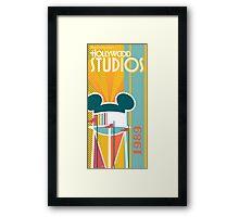 Hollywood Studio - 1989 Framed Print