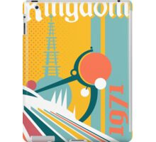 Magic Kingdom - 1971 iPad Case/Skin