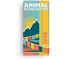 Animal Kingdom - 1998 Canvas Print