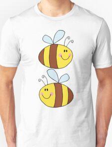 Cute Bumble Bee Drawing  Unisex T-Shirt
