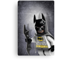Batman Lego Artwork - Custom Photography Canvas Print