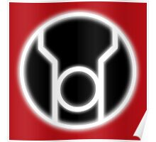 Red Lantern Corps Poster