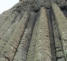The Giant's Causeway by valizi