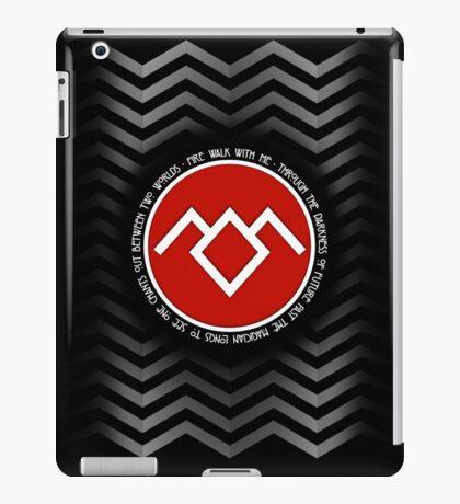 Twin Peaks - Fire Walk with me iPad Case/Skin