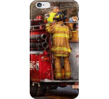 Fireman - Metuchen Fire Department  iPhone Case/Skin