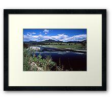 Manning River #2 Framed Print