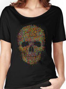 Acid Skull Women's Relaxed Fit T-Shirt