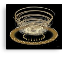 'Floating Vortex' Canvas Print